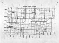 Index Map, Douglas County 1985